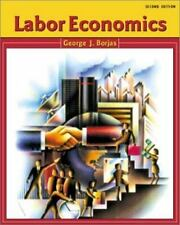 Labor Economics Borjas, George J Hardcover