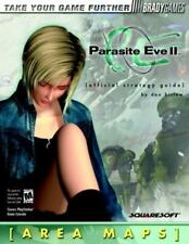 Parasite Eve II Official Strategy Guide (2000, Paperback)