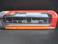 Majorette 1:110 Man Lion's city C Trailer grey bus Metal DieCast model