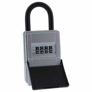 ABUS KeyGarage 737 Schlüsselsafe Schlüsseltresor Schlüsselkasten mit Zahlencode