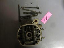 honda cx500T cx500 turbo RH right engine cylinder head valves 82 1982 rockers
