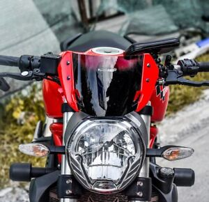 Front Windscreen Windshield For Low Flow For DUCATI MONSTER 821