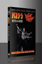 KISS - SONIC BOOM LIVE OVER GERMANY ROCK AM RING 2010 DVD [NTSC US PLAYERS/NEW]