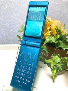 DOCOMO SH-06G KEITAI SHARP AQUOS ANDROID FLIP PHONE UNLOCKED Japanese