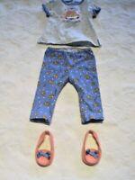 American Girl Doll S'Mores Fun Pajamas
