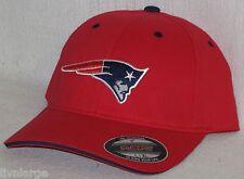 """New England Patriots """"FLEXFIT"""" CAP ~HAT ~CLASSIC NFL PATCH/LOGO ~L/XL ~COOL ~NEW"""