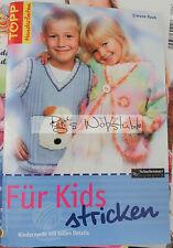Für Kids stricken - Kindermode mit tollen Designs  #1068