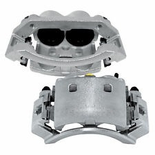 For 1991-1992 Toyota Supra 2 Front Zinc Disc Brake Calipers