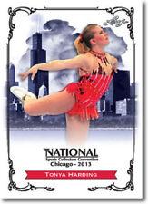 100) TONYA HARDING - 2013 Leaf National PROMO  USA Olympic Skating Card LOT