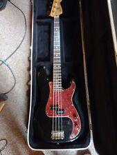 More details for fender precision bass guitar
