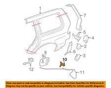 MB023335 Mitsubishi Hook, fuel filler lid MB023335
