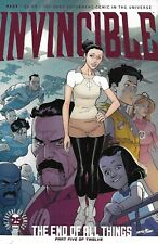 Invincible Comic Issue 137 Modern Age First Print 2017 Robert Kirkman Ottley