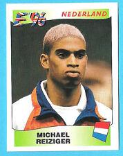 Panini Europa Europe 96 Football Sticker 1996 #78 Michael Reiziger Holland Ex