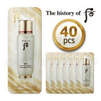 [The history of Whoo] First Care Moisture Anti-Aging Essence 1ml x 40pcs