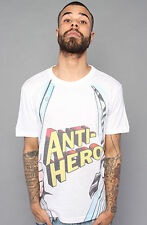 Anti Hero by Artful Dodger  white t shirt size L New