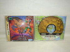 Shining Force III 3 Scenario 1 Sega Saturn Imoport Japón Videojuego Ss