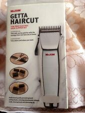 MAXIM -GETTA  HAIRCUT -SET IN BOX WITH INSTRUCTIONS