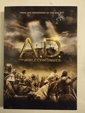 A.D. The Bible Continues (DVD. Region 1, Slipcover)