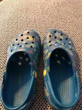 Pair Of Crocs-Girl size 13