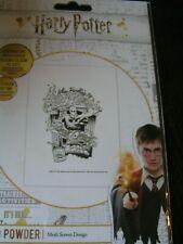 "screen sensation Harry Potter 7"" x 5""  Floo Powder"