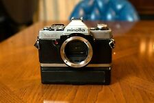 Minolta XG-7 XG7 Camera Body MD mount, with 70-210mm and 100-300mm lenses
