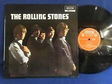ROLLING STONES FIRST LK 4605 SPANISH EDITION LP NEAR MINT