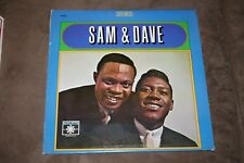 SAM & DAVE SELF TITLED LP FROM 1966, STEREO VERSION