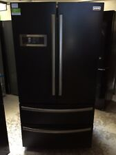 Stoves FD90B American Fridge Freezer - Black - A+ Rated UK DELIVERY #417403