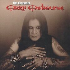 The Essential Ozzy Osbourne by Ozzy Osbourne (CD, Feb-2003, 2 Discs, Sony Music