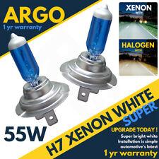 H7 55w Phare Xénon Ampoules Super Blanc 6500k Lampe Effet Ampoule Hid 12v