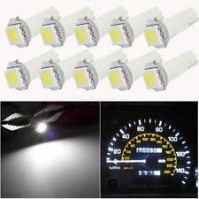 10x Wedge 5050 SMD LED Dashboard Instrument Panel Bulb Light 37 70 73 74