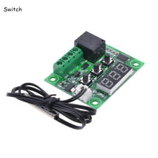 W1209 DC 12v Heat Cool Temp Thermostat Temperature Control Switch Controller FF Switch