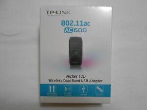 TP-Link Archer T2U AC600 Wireless Dual Band Mini USB 2.0 WiFi Network Adapter