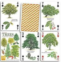 Trees set of 52 playing cards + jokers (hpc)