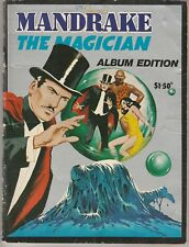 Australian Comic: Mandrake The Magician Album Edition Gredown 1978 68 Pages