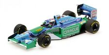 Minichamps F1 Benetton Ford B194 Jos Verstappen 1/43 British GP 1994 'Oracle'