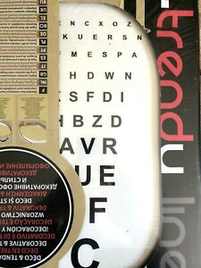 Wirquin Eye Chart MDF Novelty Toilet Seat