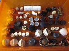 Vintage boutons pour tourne-disques, Amplificateurs, Radios .1960's. 1 bouton. seulement (ref1)