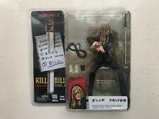 Boxed Neca Kill Bill Volume 2 Series Elle Driver Action Figure