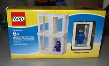 New LEGO 850423 Presentation Box Classic Space White Window 1 x 4 x 6 tile Plate