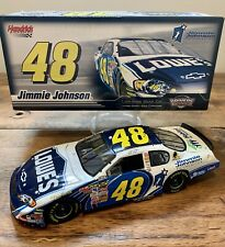 2007 JIMMIE JOHNSON Lowe's Jimmie Johnson Foundation 1:24 ARC