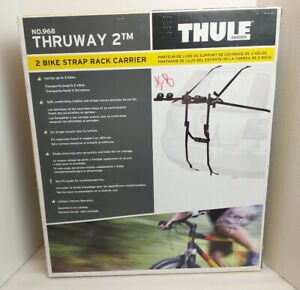 Thule Trunk Bike Rack Thruway 2