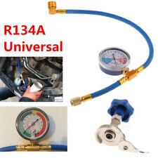 Neue R134A Auto Klimaanlage Kältemittel Nachfüllschlauch Manometer DHL