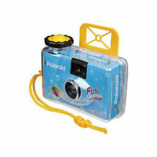 Polaroid Underwater Disposable Camera Sport Waterproof 35mm Film Expired