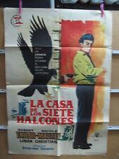 A2337 LA CASA DE LOS SIETE HALCONES ROBERT TAYLOR