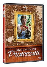 Jak si zaslouzit princeznu (How to Deserve a Princess) DVD 1994 Czech Fairy Tale