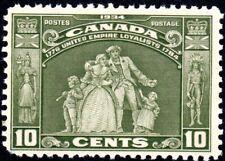 Canada 1934 Loyalists Statue - Scott 209 - MNH VF