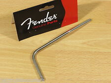 Fender American Deluxe Stratocaster Tremolo Arm Whammy Bar Chrome Worldwide!