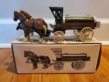 Ertl Baltimore Gas & Electric Co. Horse and Wagon Tanker Bank 1990 NEW NIB 2143