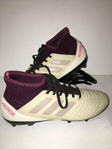 Adidas Predator 18.3 FG Women's Soccer Cleats Size  9
